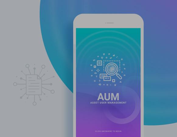 AUM UI UX Design